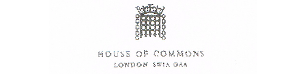 Letter from The Rt. Hon. Sir Geoffrey Howe QC MP