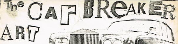 Carbreakers Gallery Poster