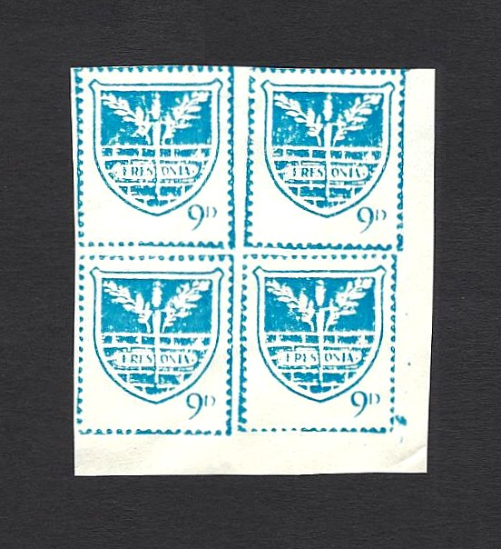 Frestonian Stamps