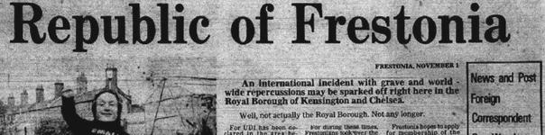 Kensington News and Post