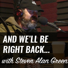 AND WE'LL BE RIGHT BACK PODCAST JANUARY 2017 - Episode 2