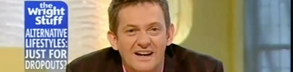 Antonio Yeo-Bramley on Channel 5's Wright Stuff